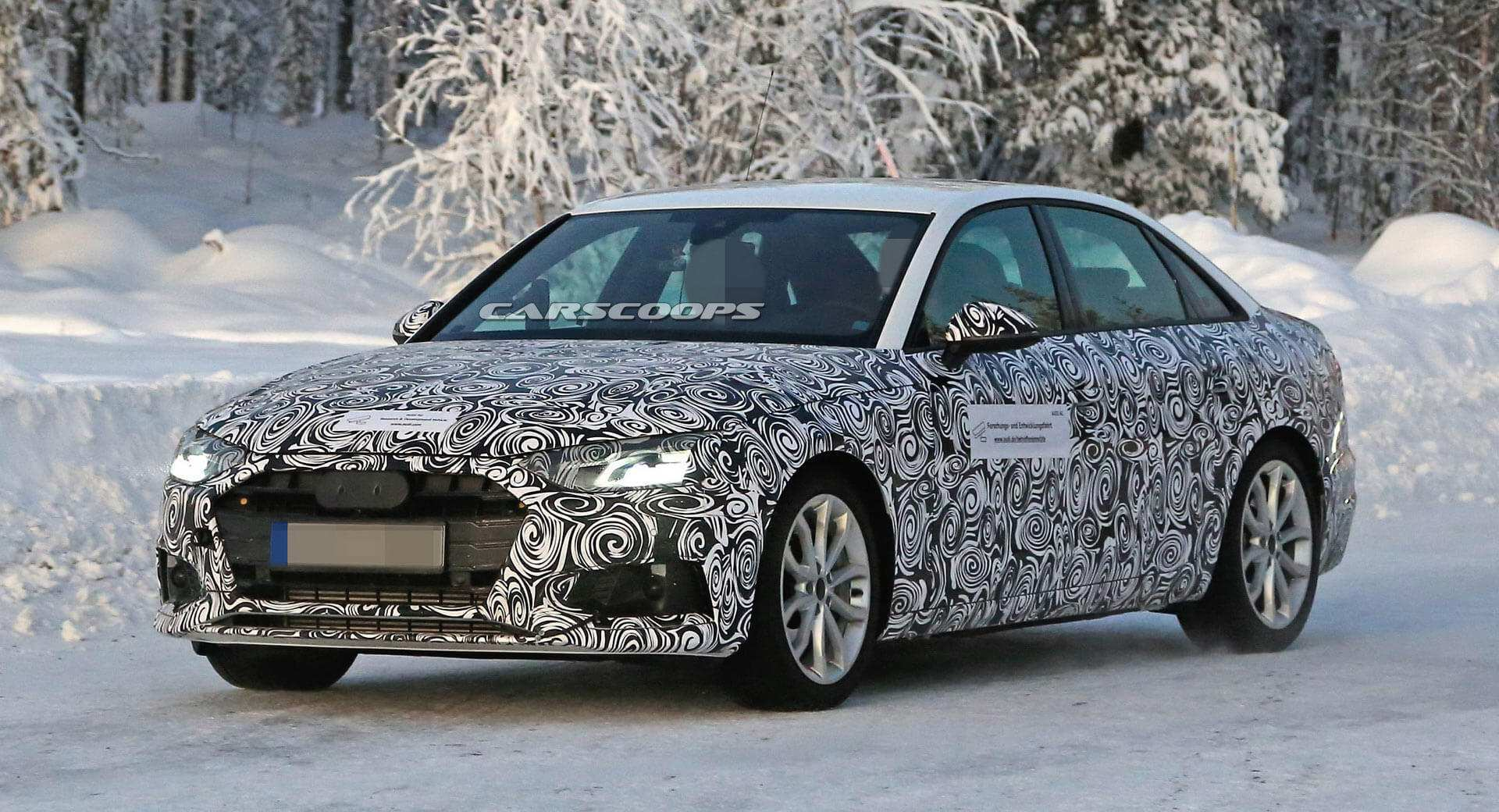 33 New 2020 Audi A4 Reviews by 2020 Audi A4