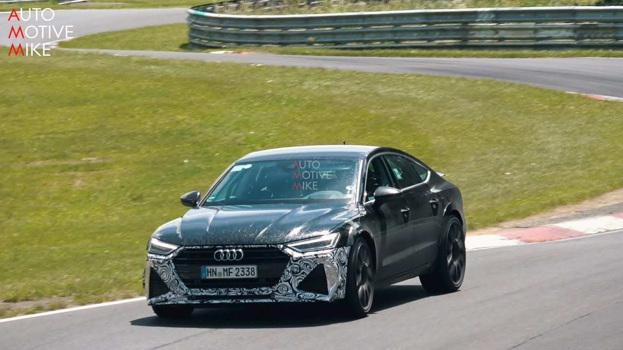 33 New 2020 Audi Rs7 Spesification for 2020 Audi Rs7