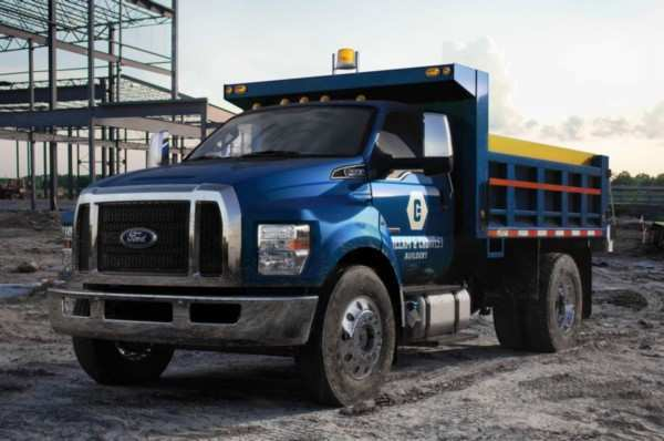 33 New 2020 Ford F650 Release Date by 2020 Ford F650