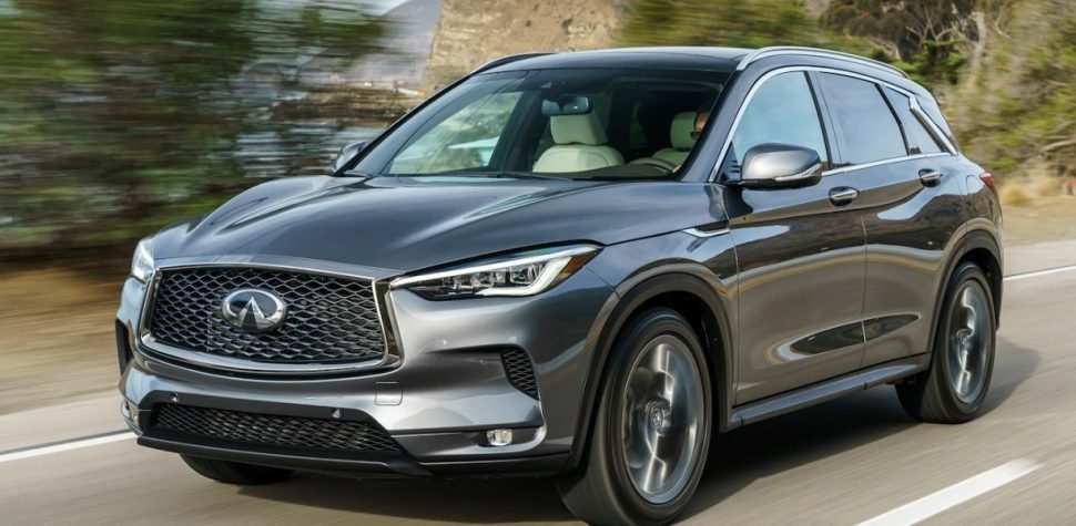 33 New 2020 Infiniti Qx50 Brochure Specs for 2020 Infiniti Qx50 Brochure