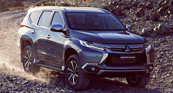 33 New 2020 Mitsubishi Montero Images for 2020 Mitsubishi Montero