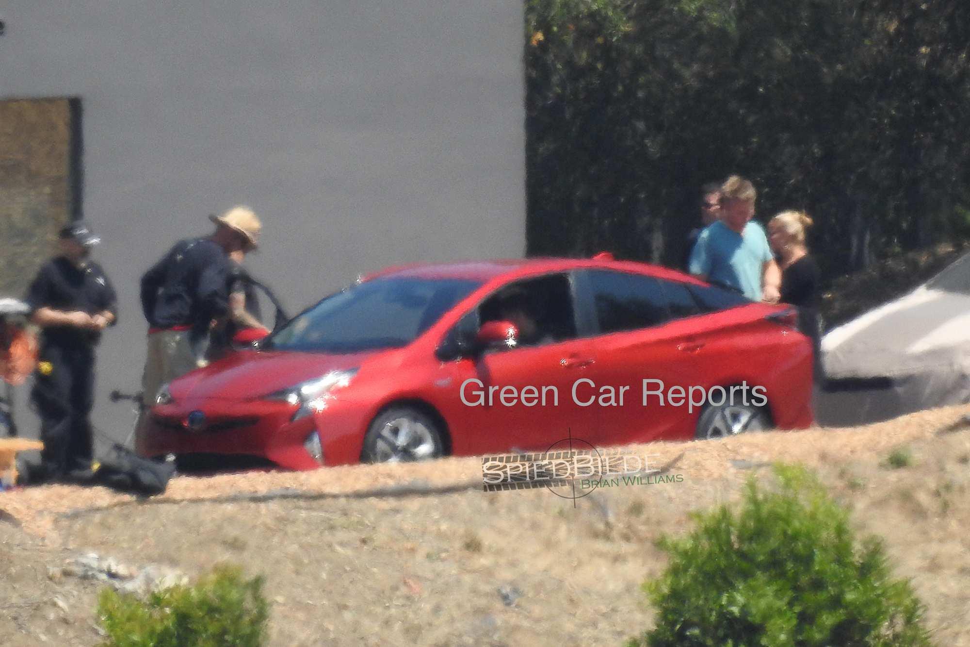 33 New 2020 Spy Shots Toyota Prius Specs for 2020 Spy Shots Toyota Prius