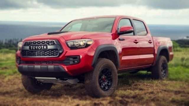 33 New 2020 Toyota Tacoma Reviews with 2020 Toyota Tacoma