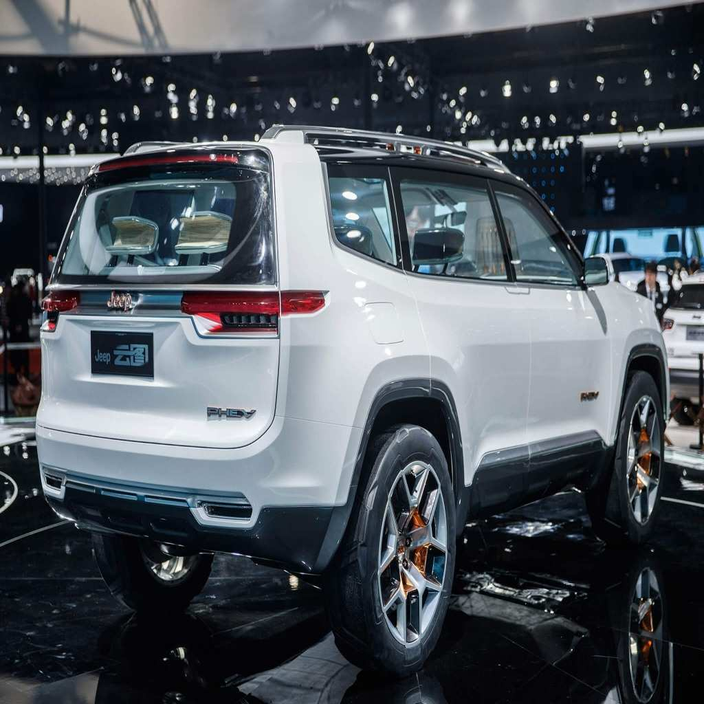 33 New Jeep Grand Cherokee 2020 Review for Jeep Grand Cherokee 2020