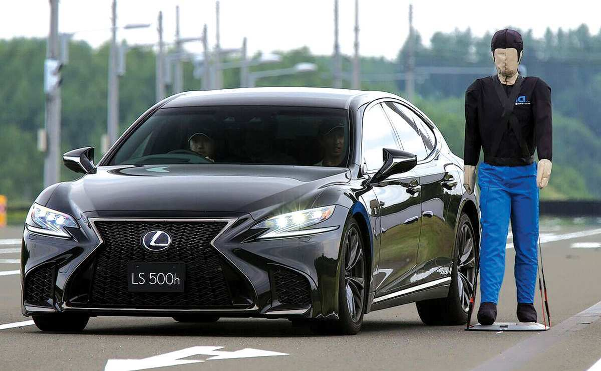 33 New Ls Lexus 2020 First Drive with Ls Lexus 2020