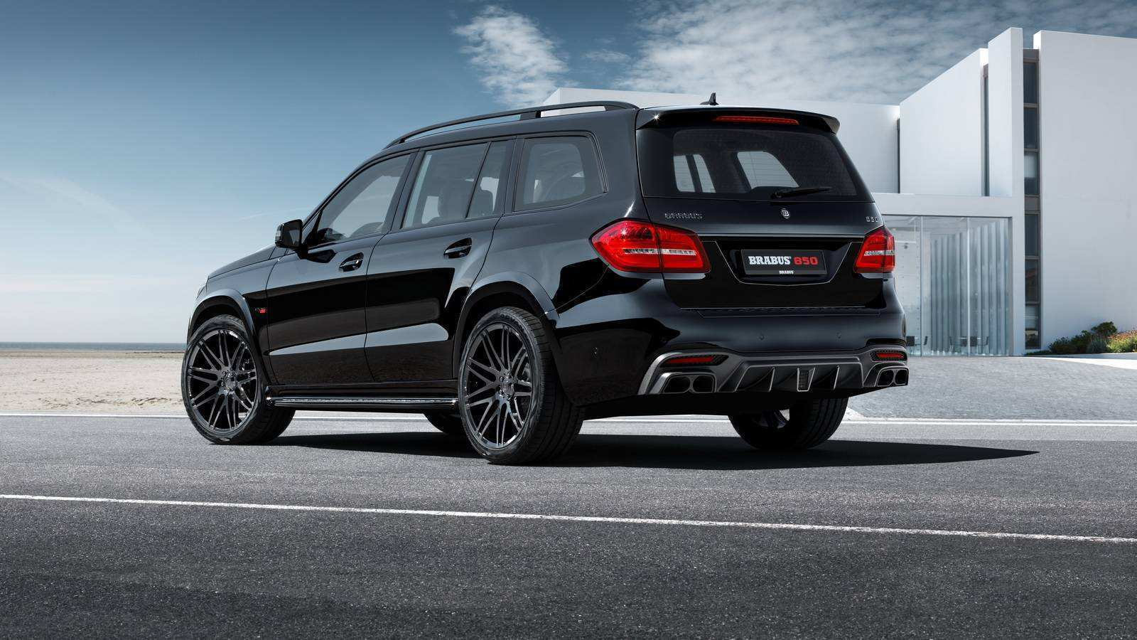 33 New Mercedes Brabus 2020 Price and Review for Mercedes Brabus 2020