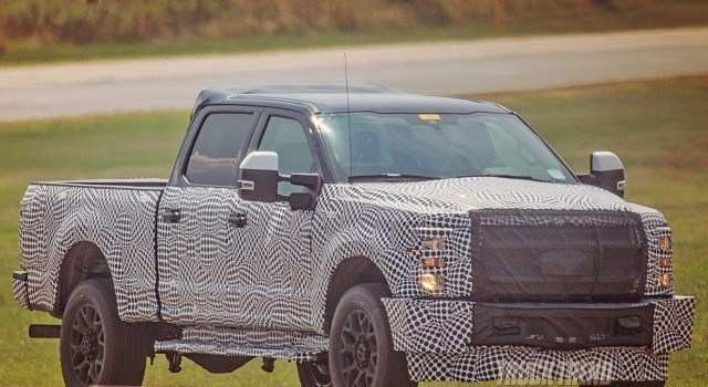 33 New Spy Shots 2020 Ford F350 Diesel Overview for Spy Shots 2020 Ford F350 Diesel