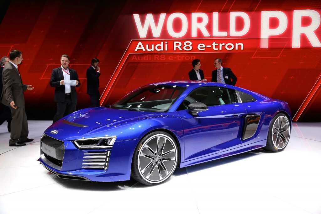 33 The 2020 Audi R8 E Tron New Concept by 2020 Audi R8 E Tron