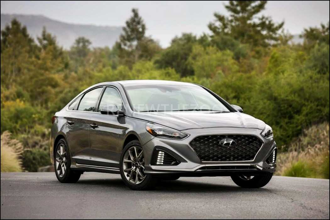 33 The 2020 Hyundai Sonata Hybrid Speed Test for 2020 Hyundai Sonata Hybrid