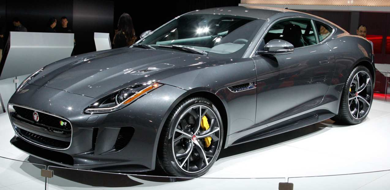 33 The 2020 Jaguar F Type Coupe Ratings for 2020 Jaguar F Type Coupe