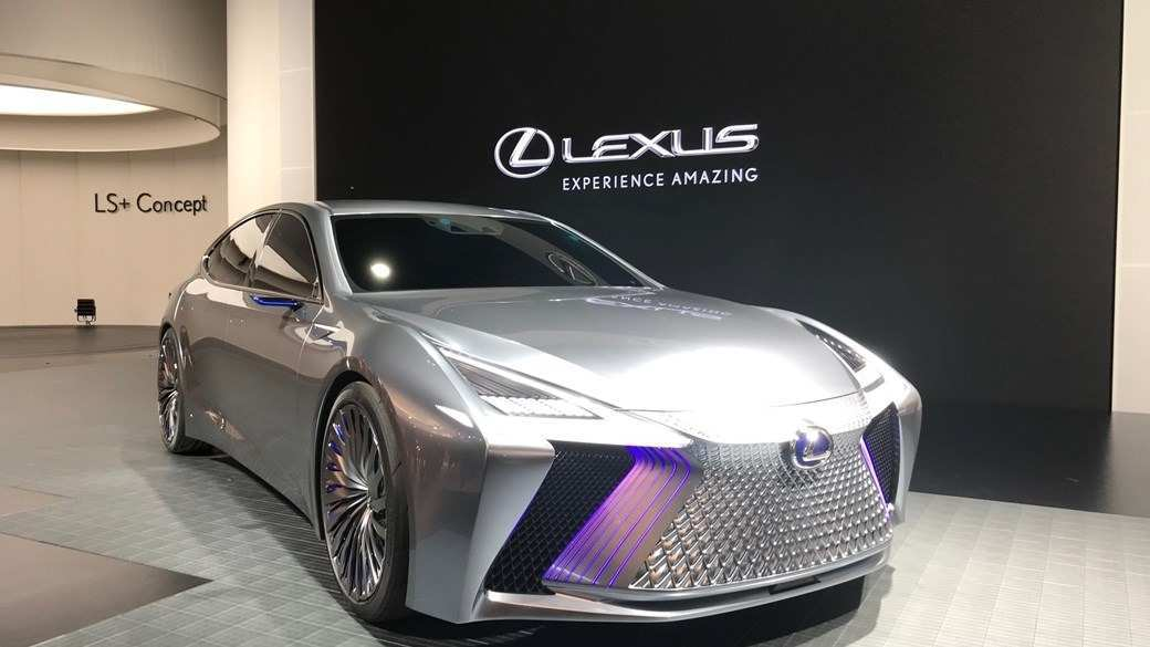 33 The 2020 Lexus LS Specs and Review with 2020 Lexus LS