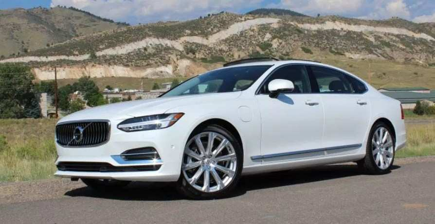 33 The 2020 Volvo S90 History by 2020 Volvo S90