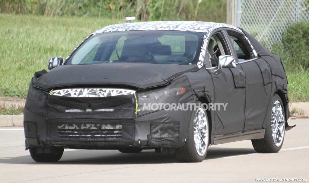 33 The Spy Shots 2020 Ford Fusion Model for Spy Shots 2020 Ford Fusion