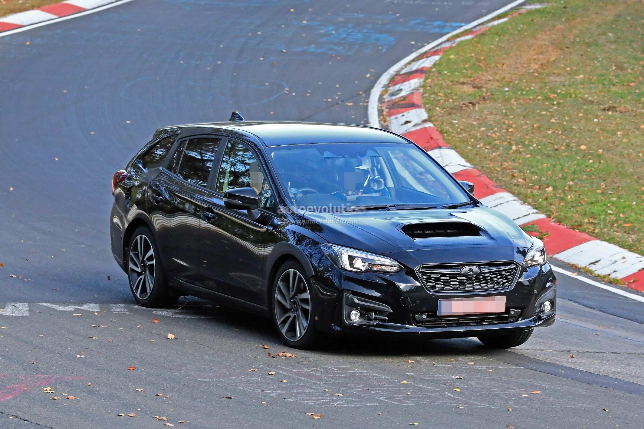 33 The Subaru Levorg 2020 Speed Test with Subaru Levorg 2020