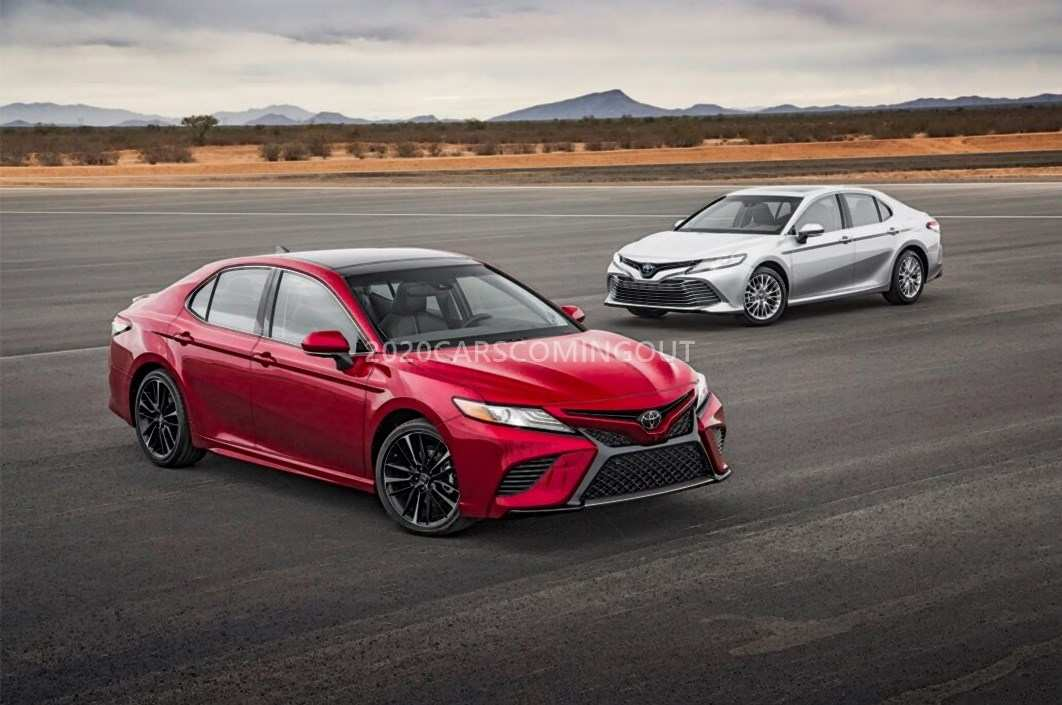 33 The Toyota Xle 2020 Spy Shoot with Toyota Xle 2020