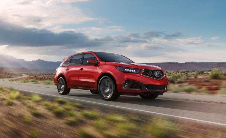 34 All New 2020 Acura MDX Research New for 2020 Acura MDX