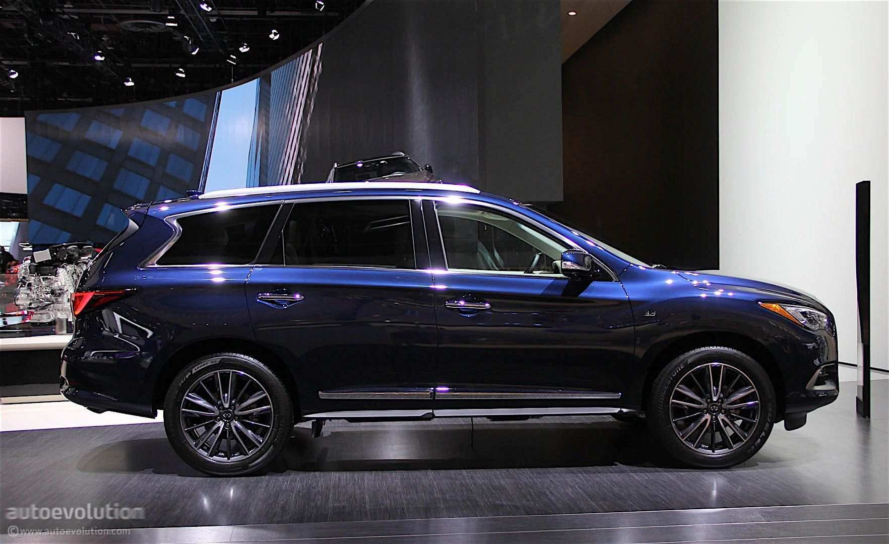 34 All New 2020 Infiniti QX60 Hybrid Style with 2020 Infiniti QX60 Hybrid