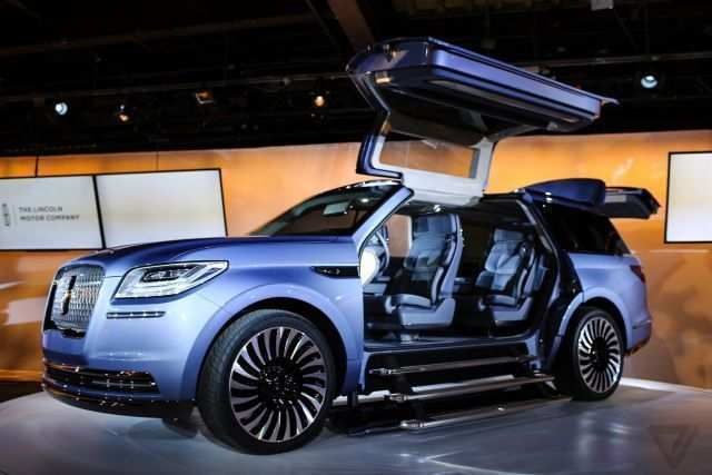 34 All New 2020 Lincoln Navigator Prices by 2020 Lincoln Navigator