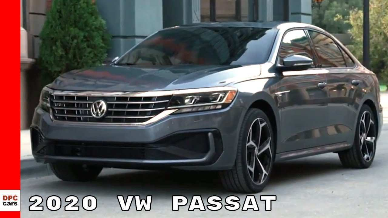 34 All New VW 2020 Passat Redesign for VW 2020 Passat