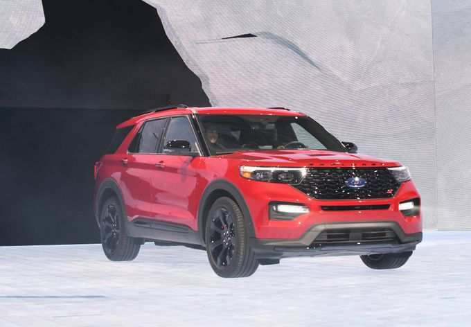 34 Best Review 2020 Ford Explorer Sports New Review for 2020 Ford Explorer Sports