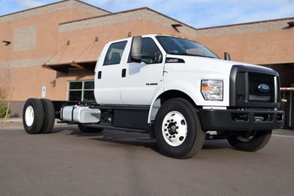 34 Best Review 2020 Ford F 650 F 750 Spy Shoot for 2020 Ford F 650 F 750