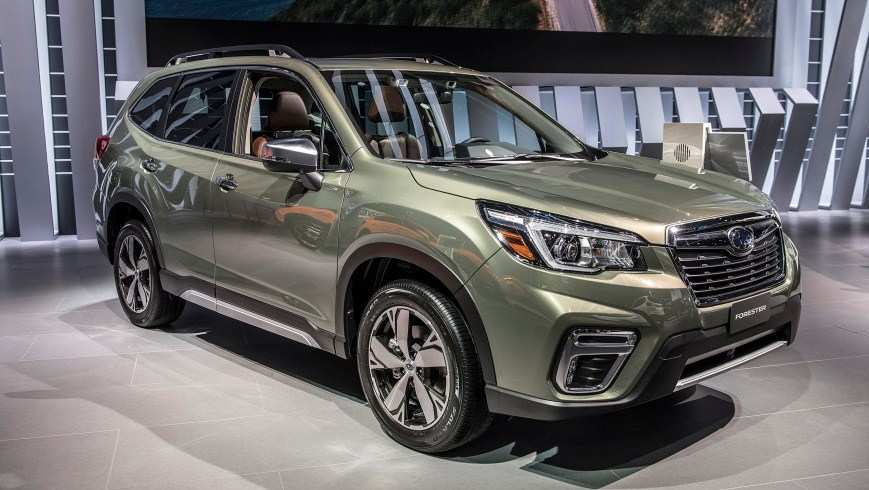 34 Best Review 2020 Subaru Forester Performance with 2020 Subaru Forester