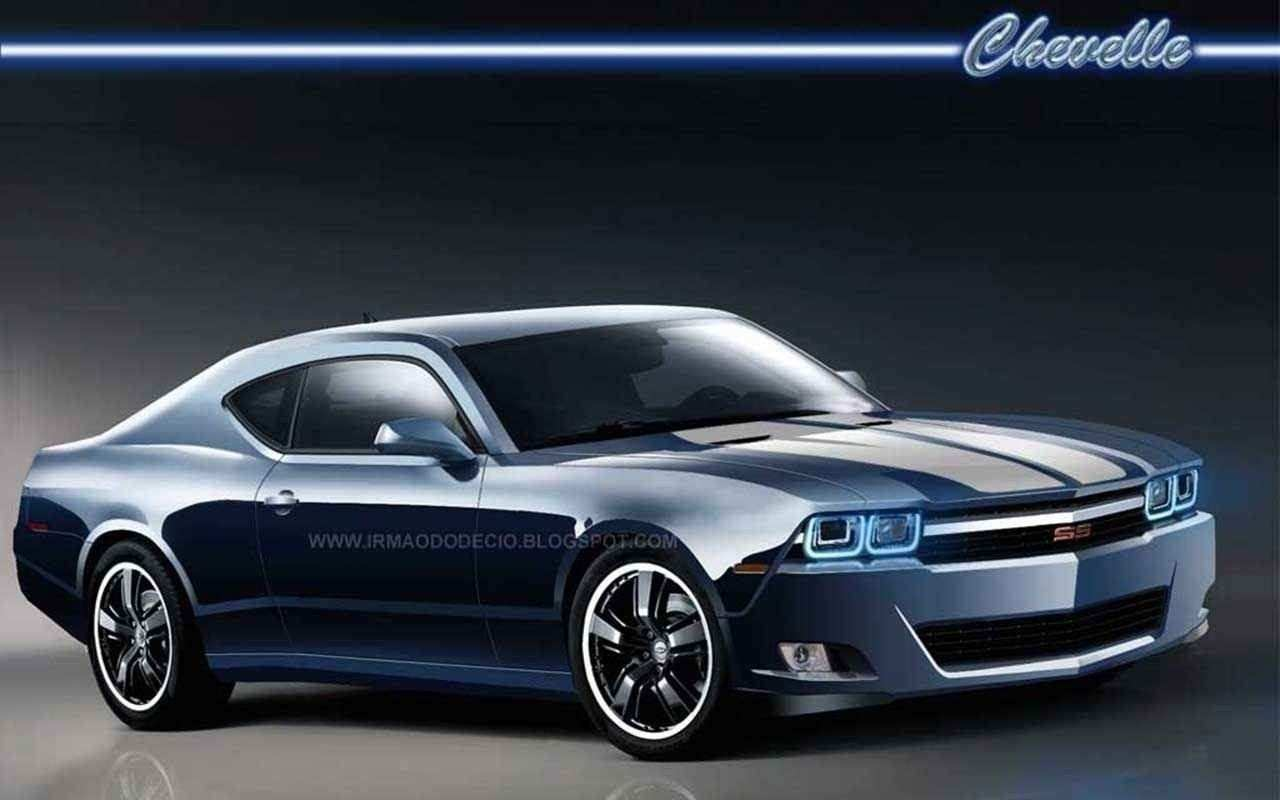 34 Concept of 2020 Chevy El Camino Model with 2020 Chevy El Camino