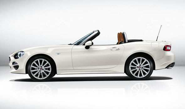 34 Concept of 2020 Fiat Spider Redesign and Concept for 2020 Fiat Spider