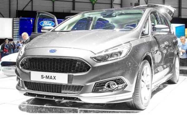 34 Concept of 2020 Ford S Max History for 2020 Ford S Max