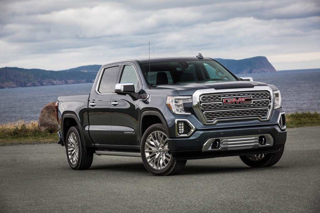 34 Concept of 2020 GMC Sierra 1500 Style by 2020 GMC Sierra 1500