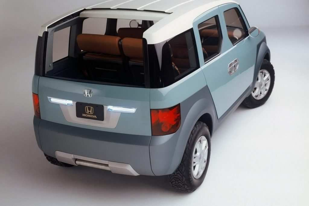 34 Concept of 2020 Honda Element Release Date for 2020 Honda Element