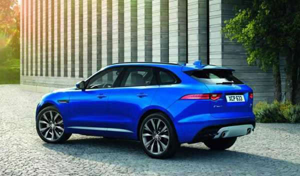 34 Concept of 2020 Jaguar Suv Picture for 2020 Jaguar Suv