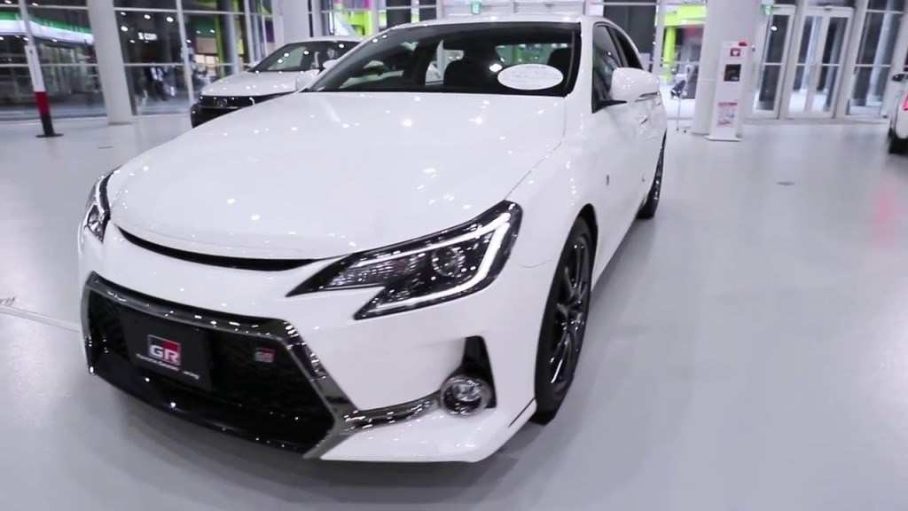 34 Concept of Toyota Mark X 2020 Picture by Toyota Mark X 2020