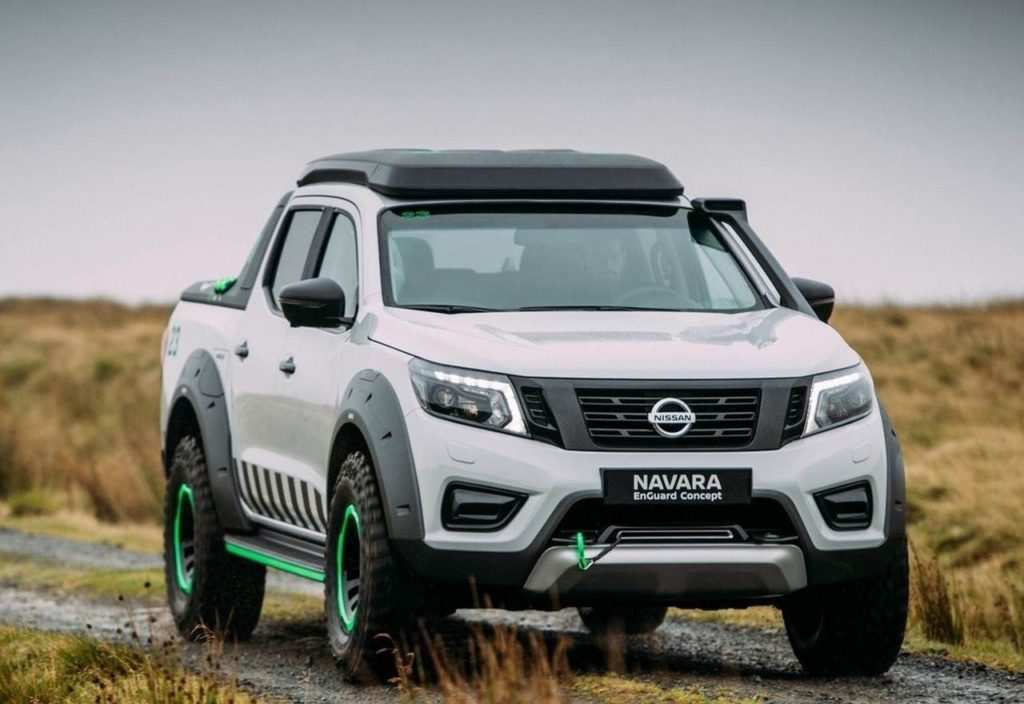 34 Concept of Xterra Nissan 2020 First Drive by Xterra Nissan 2020