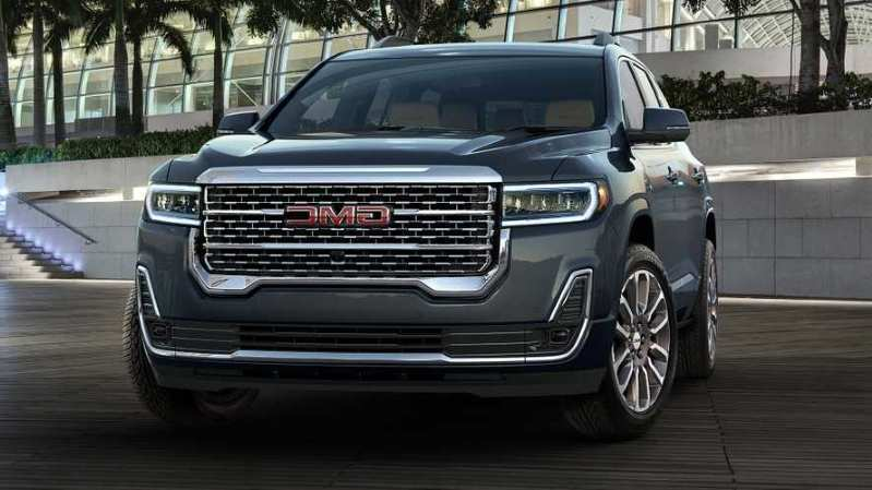 34 Gallery of 2020 GMC Acadia Research New with 2020 GMC Acadia