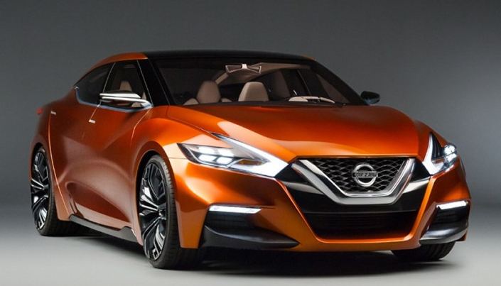 34 Gallery of 2020 Nissan Maxima Concept with 2020 Nissan Maxima