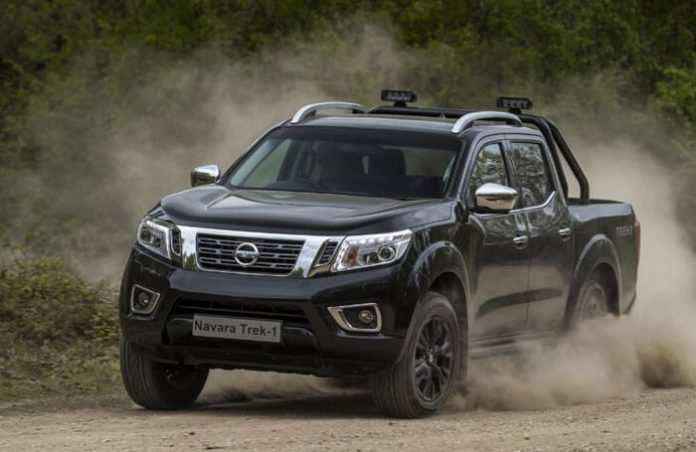 34 Gallery of 2020 Nissan Navara First Drive with 2020 Nissan Navara