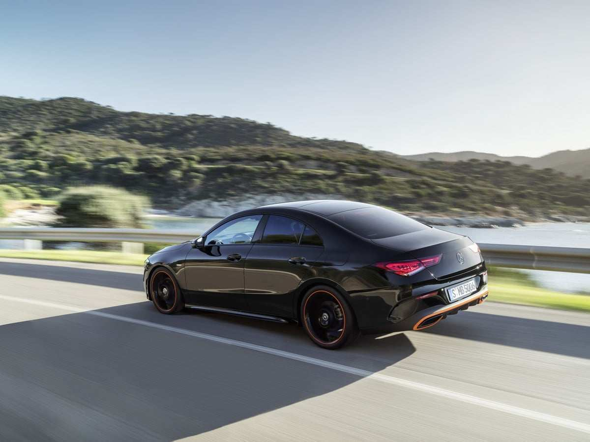 34 Gallery of Cla Mercedes 2020 New Review with Cla Mercedes 2020