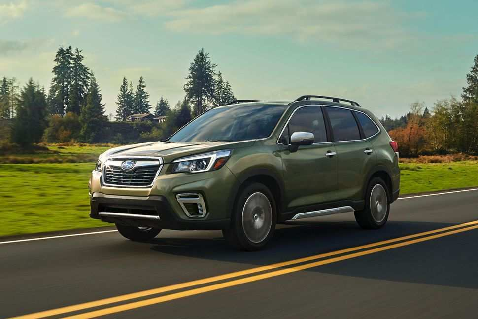 34 Gallery of Subaru Forester 2020 Hybrid Rumors with Subaru Forester 2020 Hybrid