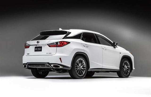 34 Great 2020 Lexus TX 350 Spesification with 2020 Lexus TX 350