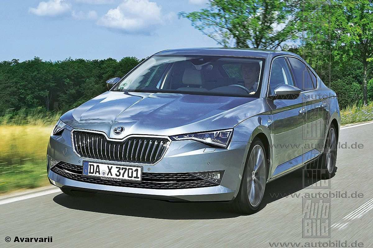 34 Great 2020 New Skoda Superb 2018 Pictures for 2020 New Skoda Superb 2018