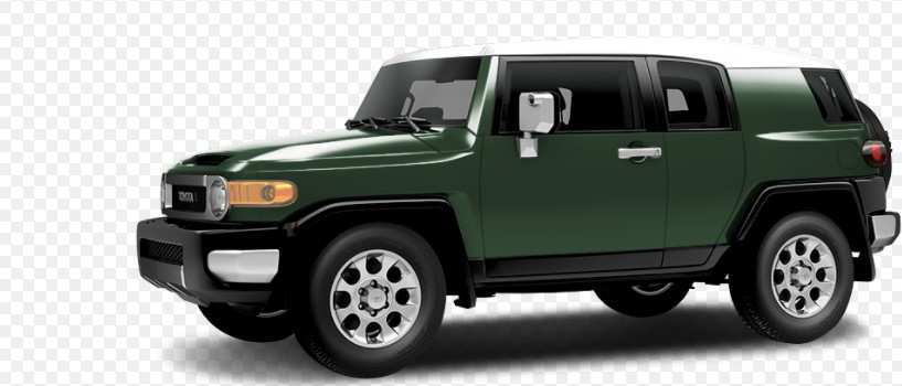 34 Great Fj Cruiser Toyota 2020 Redesign and Concept with Fj Cruiser Toyota 2020