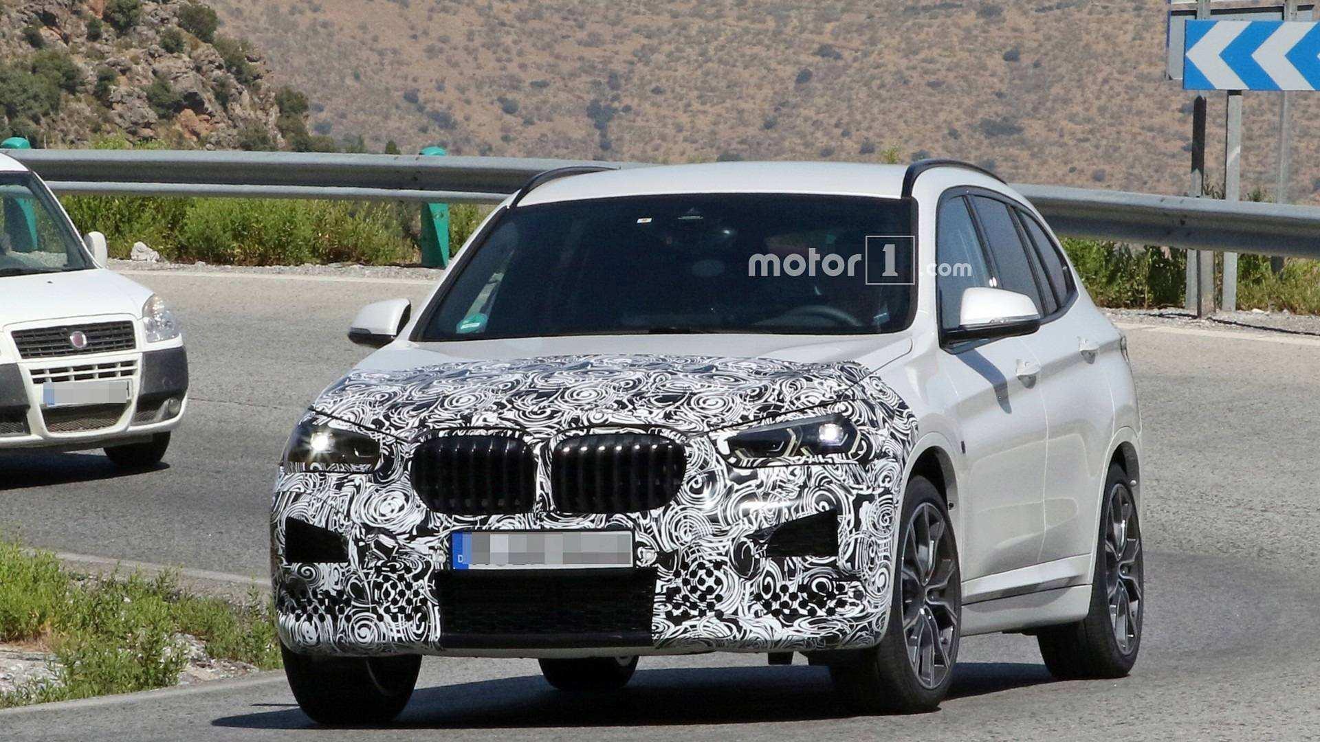 34 New 2020 BMW X1 2020 Spy Shoot for 2020 BMW X1 2020
