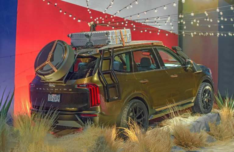 34 New 2020 Kia Telluride Exterior Configurations with 2020 Kia Telluride Exterior