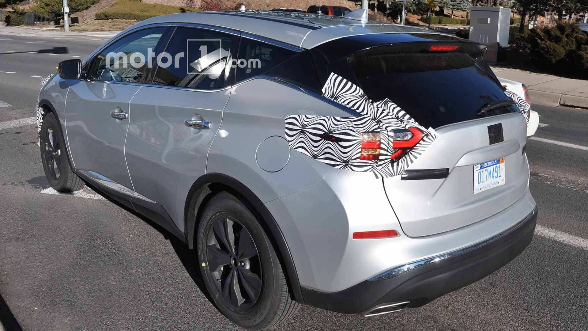 34 New 2020 Nissan Murano Specs and Review with 2020 Nissan Murano