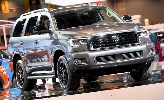 34 New 2020 Toyota Sequoia Price for 2020 Toyota Sequoia