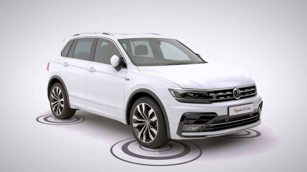 34 New 2020 Volkswagen Tiguan Images by 2020 Volkswagen Tiguan