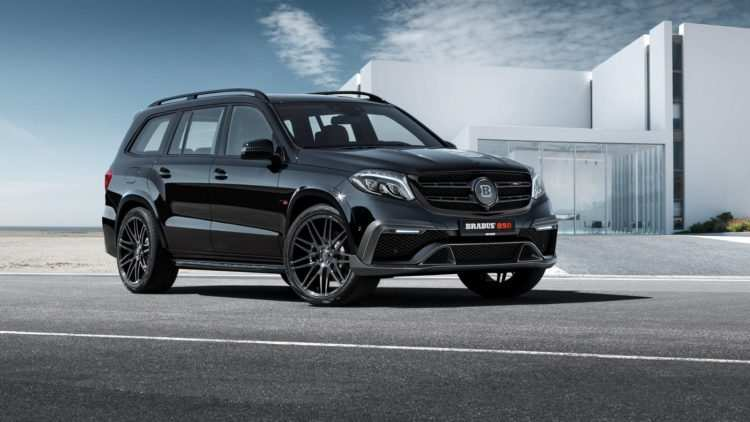 34 New Mercedes Benz Gls 2020 Concept for Mercedes Benz Gls 2020