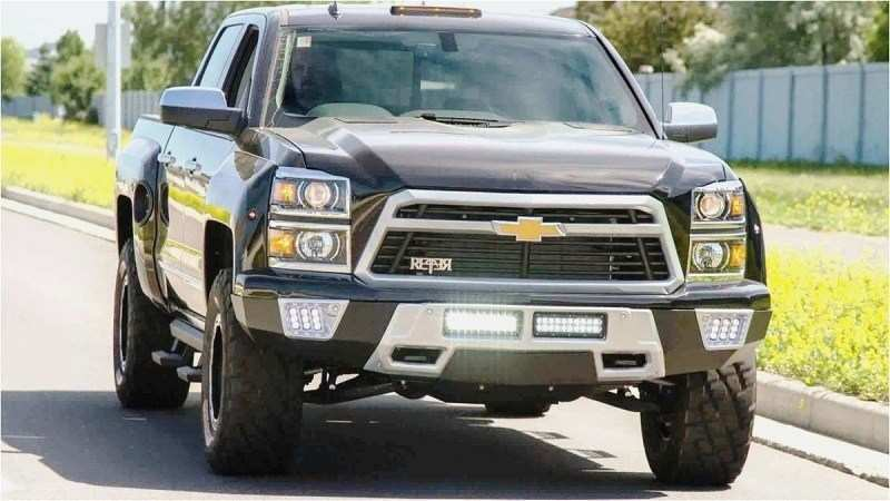 34 The 2020 Chevy Reaper Specs and Review for 2020 Chevy Reaper