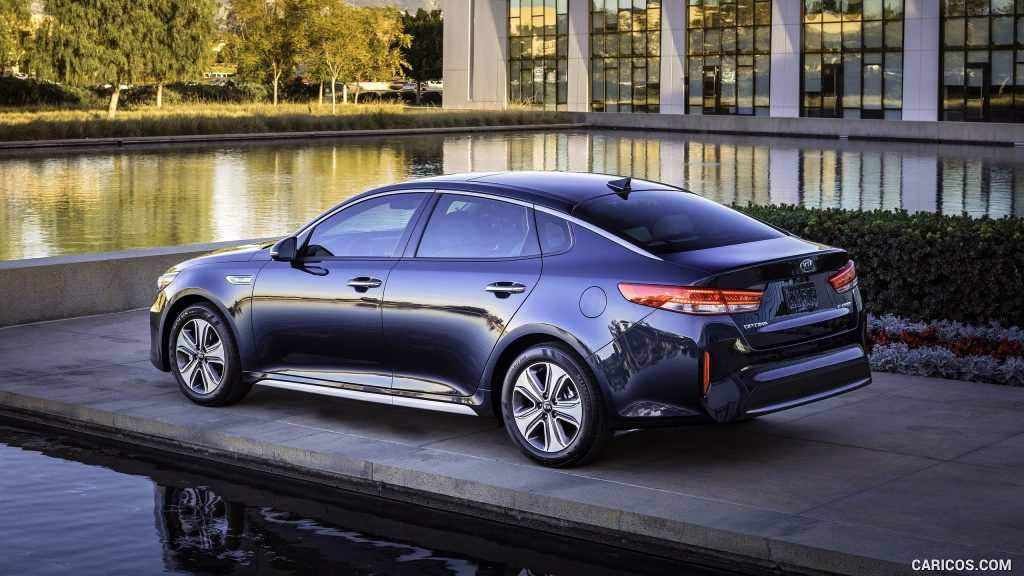 34 The 2020 Kia Optima Exterior Redesign and Concept for 2020 Kia Optima Exterior